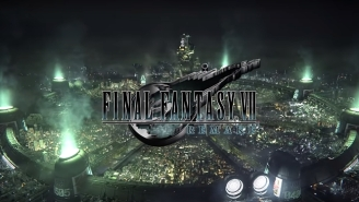 The 'Final Fantasy VII' Remake Demo Has Officially Hit The Playstation Store