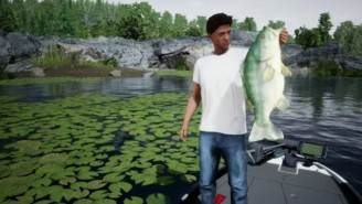 Let Virtual Fishing Bring You A Calming Escape During Social Distancing