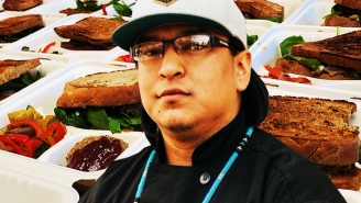 This Chef Is Feeding The Elderly And At-Risk In Indian Country During The Pandemic