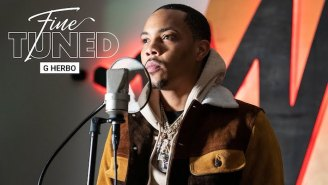 G Herbo Performed 'PTSD' And 'Intuition' For Audiomack's 'Fine Tuned' Series