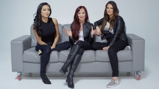 Lita, Gail Kim, And Christy Hemme Are Making A TV Show About Women In Wrestling