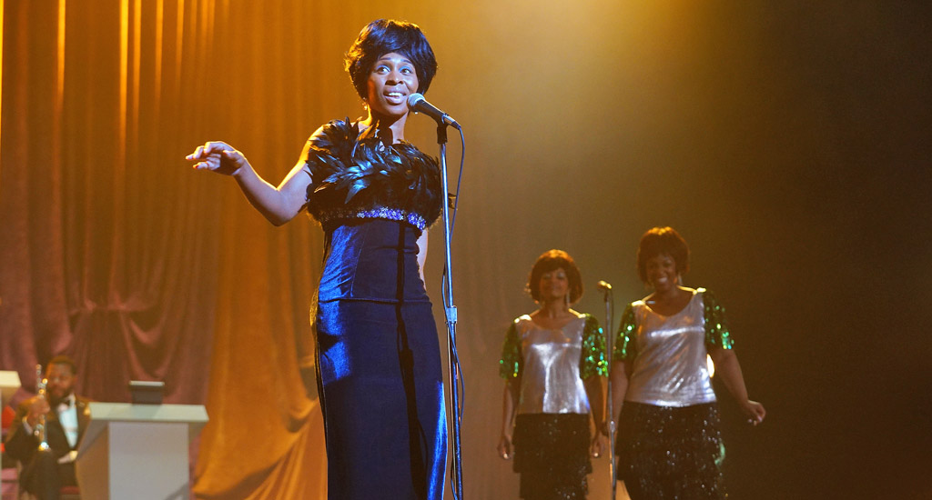 'Genius: Aretha' Marks The Legend's Birthday With A New Image Of Cynthia Erivo As The Queen Of Soul