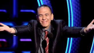 Gilbert Gottfried's Cameo Shoutout Paychecks Are Absolutely Staggering