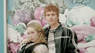 Girlpool Continue Their Ongoing Evolution On The Brooding Synth-Pop Single 'Like I'm Winning It'