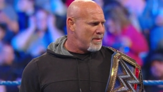 Goldberg Commented On His Universal Championship Win And The Response From WWE Fans