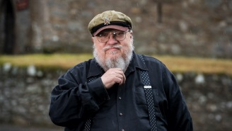 George R.R. Martin Is Safe In An 'Isolated Location' To Finish The Next 'Game Of Thrones' Book