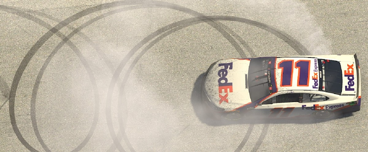 Denny Hamlin Won NASCAR's iRacing Invitational As The Sport Embraces Virtual Racing Amid Coronavirus