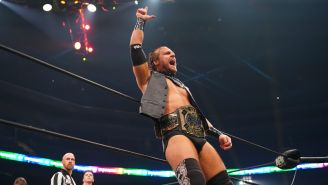 AEW's Hangman Page Explained What He's Doing To Stay Healthy During COVID-19 And Offered Tips For Fans