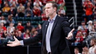Nebraska's Basketball Team Was Briefly Quarantined After Fred Hoiberg Left Their Game Sick