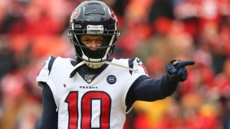 Even 'Madden' Rejects The David Johnson For DeAndre Hopkins Trade