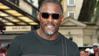 Idris Elba Is Urging Fans Not To Spread A Dangerous Coronavirus Conspiracy Theory