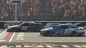 NASCAR's iRacing Series Went To Texas Where They Had Another Thrilling Finish