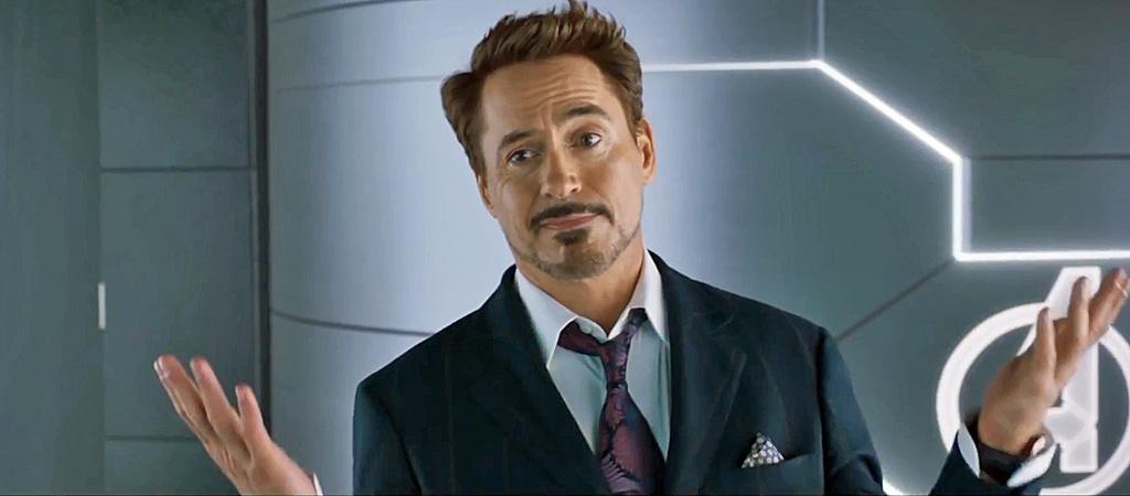 iron man tony stark robert downey jr