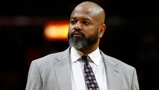 The Cavs Have Reportedly Agreed To A Long-Term Deal With Head Coach J.B. Bickerstaff