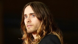 Let's Check In With Post-'Silent Meditation' Jared Leto To See How He's Doing