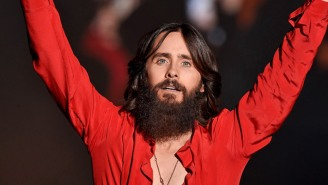 Jared Leto Reflects Upon The Surrealness Of Learning About The Pandemic After Emerging From A Silent Meditation Retreat