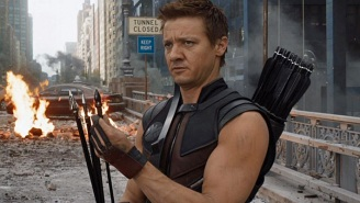 Is A Photoshop Trick Responsible For Claims That Jeremy Renner's Training For The Troubled 'Hawkeye' Production?