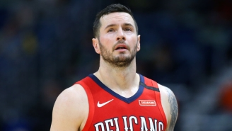 JJ Redick Explained Why The Pelicans Did Not Want To Play Their Canceled Game Against The Kings