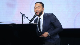 John Legend Samples A Classic Dr. Dre Track For His New Song, 'Actions'