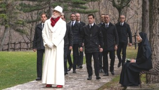 What's On Tonight: 'The New Pope' Wages War In Its Season Finale