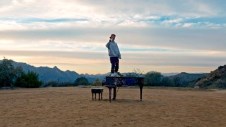 Justin Bieber Continues His 'Changes' Nature Video Series With A New Clip For 'Available'