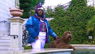 Kamaiyah Even Makes The Trees Dance In Her Psychedelic 'Whatever Whenever' Video