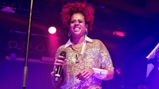 Kelis Is Co-Hosting A Weed Cooking Show On Netflix