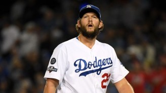Dodgers Ace Clayton Kershaw Is Also Incredible At Pop-A-Shot