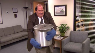 Kevin's Famous Chili Scene From 'The Office' Was Originally Even More Tragic