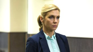 Patton Oswalt Perfectly Articulates Why 'Better Call Saul' Star Rhea Seehorn Deserves An Emmy
