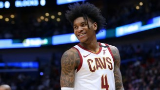 Report: The Cavs Will Trade Or Release Kevin Porter Jr. After He Threw Food In A Locker Room Tantrum