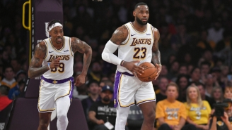 Dwight Howard Says Playing Alongside LeBron James Is 'Still Shocking'