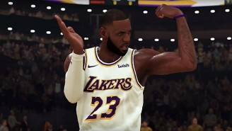 A Judge Dismissed The 'NBA 2K' Lawsuit Over LeBron James' Tattoos