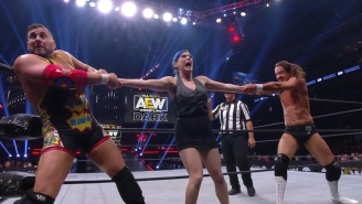 The Ins And Outs Of AEW Dark 3/17/20: Book Of Love