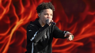 Lil Mosey Showcase The Jovial Side Of Himself In His 'Blueberry Faygo' Video