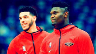 Zion Williamson And Lonzo Ball Are A Perfect Match