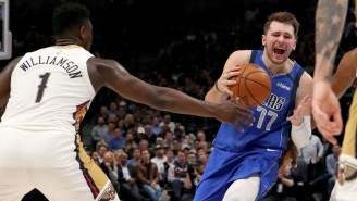 Zion And Luka's First Matchup Resulted In An Overtime Thriller Won By Dallas