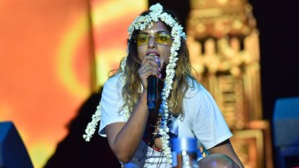M.I.A. Celebrates The 15th Anniversary Of 'Arular' With Her New Song, 'OHMNI20209'