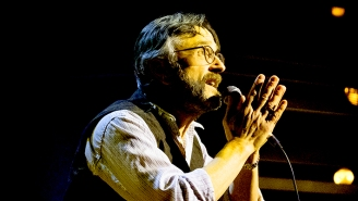 Marc Maron Walks Us Through The Construction Of A Filthy, Operatic Mike Pence Sex Joke