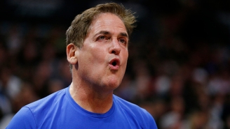 The NBA Rejected Mark Cuban's Mavs-Hawks Protest And Fined Him $500,000 For Criticizing Officials