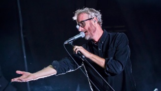 The National Have Canceled Shows In Japan Due To Coronavirus Concerns