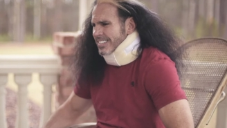 Matt Hardy Revealed His Next Career Move In A Dramatic YouTube Video