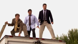 'The Office' Writers Have A Theory About Why Andy, Not Dwight, Replaced Michael Scott As The Boss