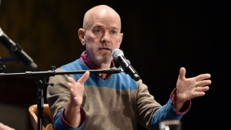 Michael Stipe Sings R.E.M.'s 'It's The End Of The World As We Know It' For A Coronavirus Tips Video