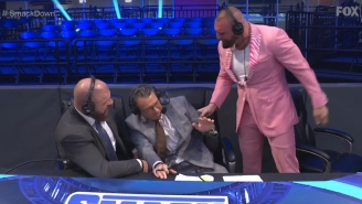 Smackdown Was Reportedly A 'Feeling Out Process' As WWE Figures Out TV With No Fans