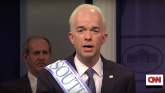 John Mulaney Was The Latest Host To Play Joe Biden As The 'SNL' Cold Open Tackled Coronavirus