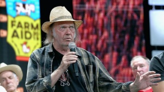 Neil Young Finally Sues Donald Trump After Years Of Denying Him Permission To Play His Music At Events