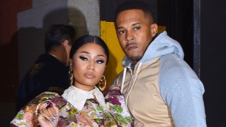 Nicki Minaj's Husband Reportedly Had His Federal Charges Dropped After He Registered As A Sex Offender