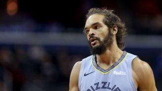 Free Agent Center Joakim Noah Will Reportedly Join The Clippers