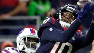 Report: DeAndre Hopkins Got Traded To Arizona Because He Wanted A Lucrative Extension